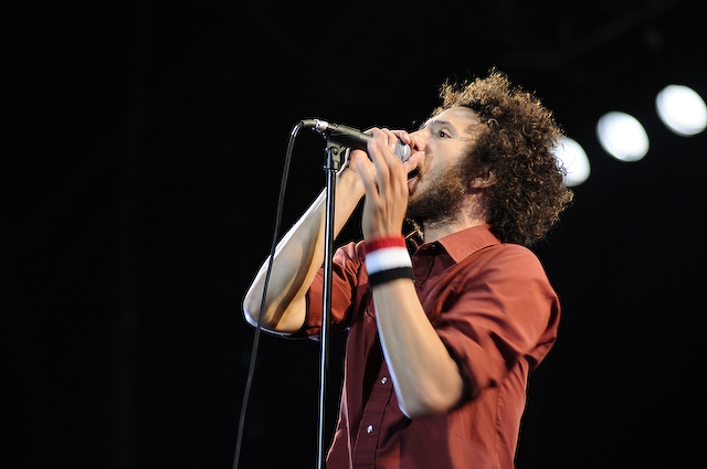 Rage Against The Machine – Von Rock Am Ring direkt an die ungarische Grenze. –