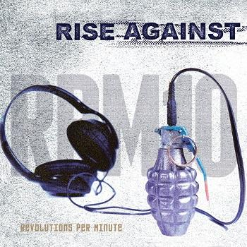 Rise Against - RPM10 Artwork