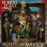 Robert Plant - Mighty Rearranger Artwork