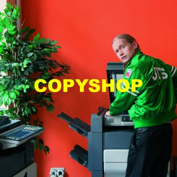 Romano - Copyshop Artwork