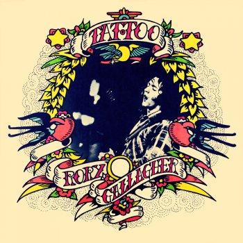Rory Gallagher - Tattoo Artwork
