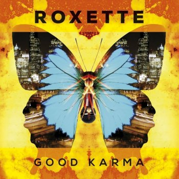 Roxette - Good Karma Artwork