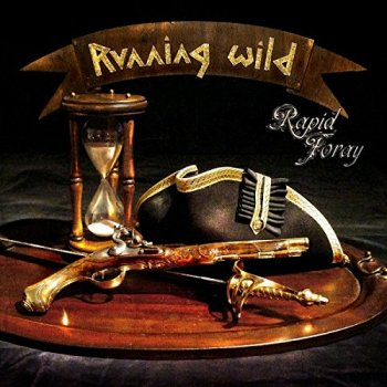 Running Wild - Rapid Foray Artwork