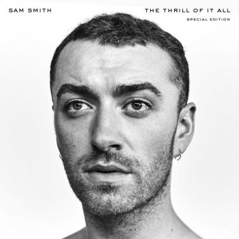 Sam Smith - The Thrill Of It All Artwork