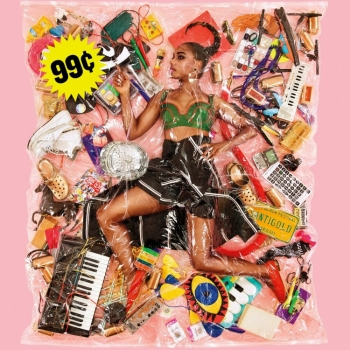 Santigold - 99 Cents Artwork