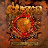 Saxon - Into The Labyrinth Artwork