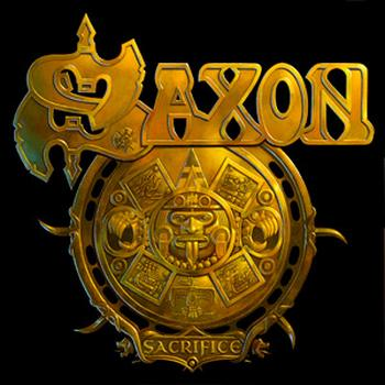 Saxon - Sacrifice Artwork
