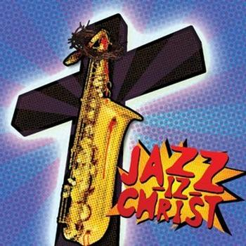 Serj Tankian - Jazz-Iz Christ Artwork