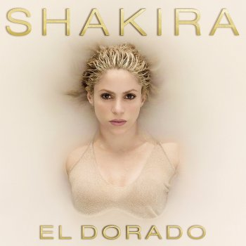 Shakira - El Dorado Artwork