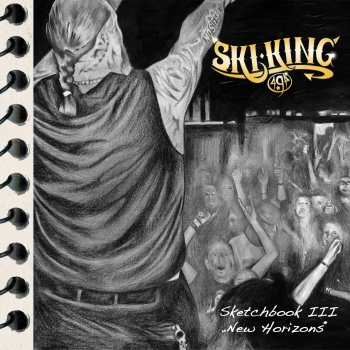 Ski-King - Sketchbook III: New Horizons