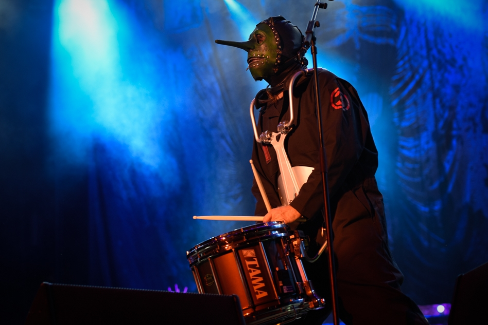 Slipknot – Chris Fehn.
