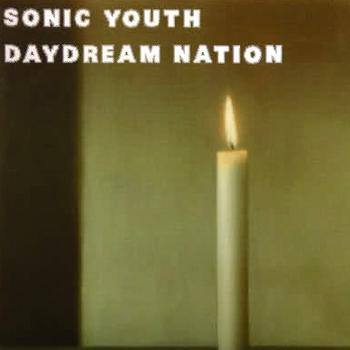 Sonic Youth - Daydream Nation Artwork