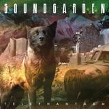 Soundgarden - Telephantasm Artwork