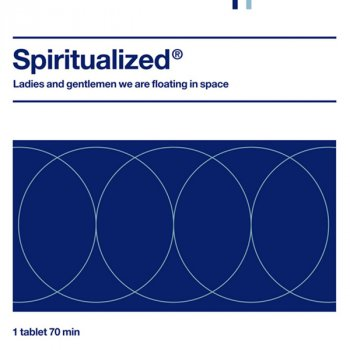 Spiritualized - Ladies And Gentlemen We Are Floating In Space Artwork