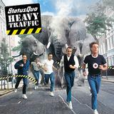Status Quo - Heavy Traffic Artwork