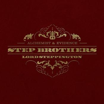 Step Brothers - Lord Steppington Artwork