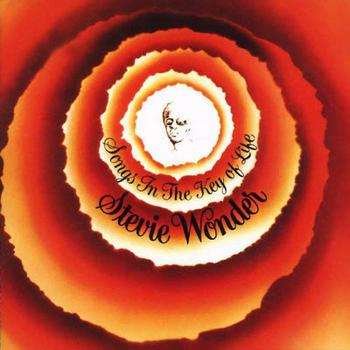 Stevie Wonder -  Artwork