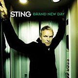 Sting - Brand New Day Artwork