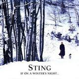 Sting - If On A Winter's Night... Artwork
