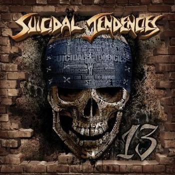 Suicidal Tendencies - 13 Artwork
