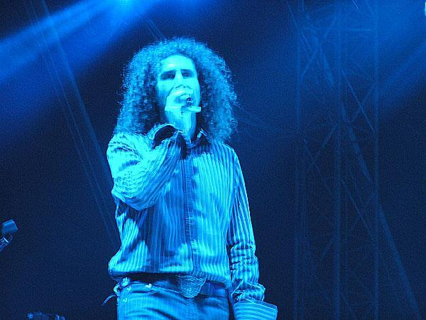 System Of A Down – Die Showgiganten aus Armenien live in Farbe. –