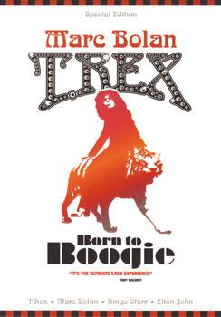 T. Rex - Born To Boogie Artwork