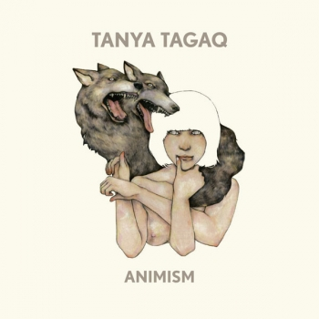 Tanya Tagaq - Animism Artwork
