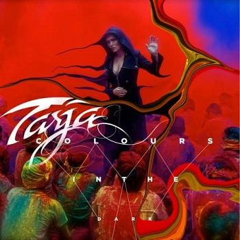 Tarja - Colours In The Dark Artwork