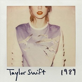 Taylor Swift - 1989 Artwork