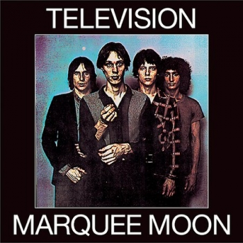 Television - Marquee Moon Artwork