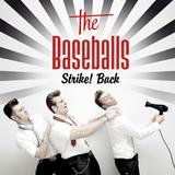 The Baseballs - Strike! Back Artwork