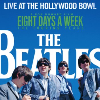The Beatles - Live At The Hollywood Bowl Artwork