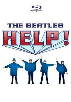 The Beatles - Help! Artwork