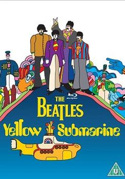 The Beatles - Yellow Submarine - Der Film Artwork