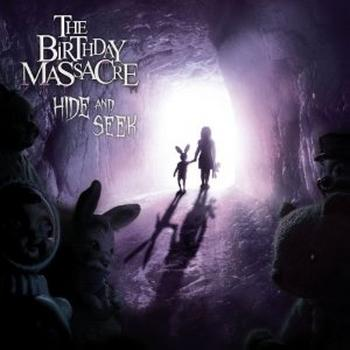 The Birthday Massacre - Hide And Seek Artwork