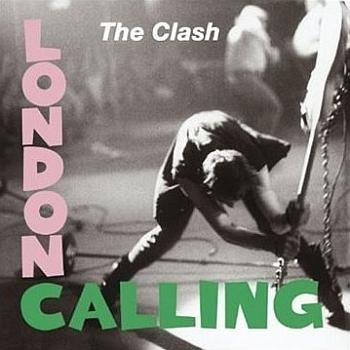 The Clash - London Calling (30th Anniversary Edition) Artwork