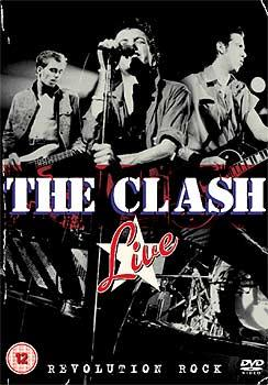 The Clash - Revolution Rock Artwork