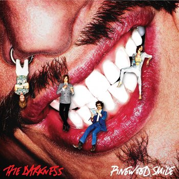 The Darkness - Pinewood Smile Artwork