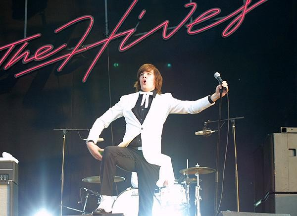 The Hives – Live auf dem Southside 2004 –