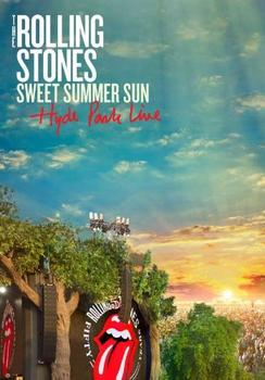 The Rolling Stones - Sweet Summer Sun - Hyde Park Live Artwork