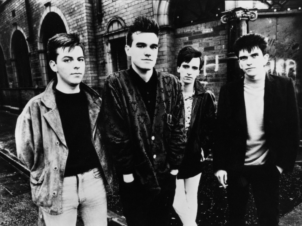 the smiths band wallpaper - photo #18