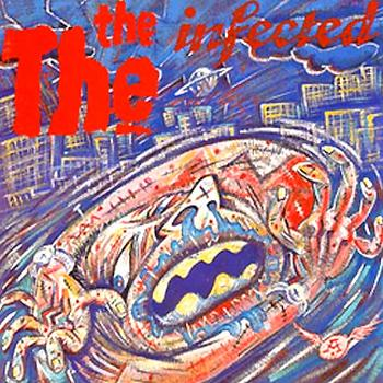 The The - Infected Artwork
