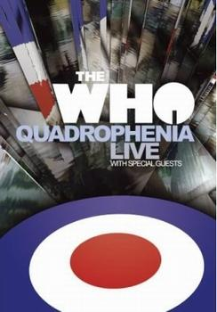 The Who - Quadrophenia Live Artwork