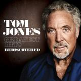 Tom Jones - Greatest Hits - Rediscovered Artwork