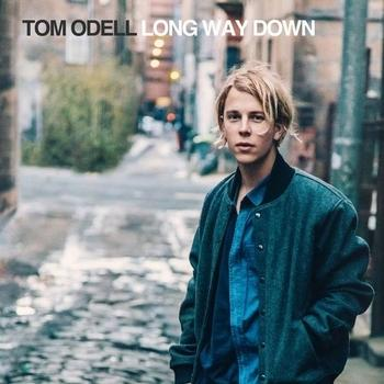 Tom Odell - Long Way Down Artwork
