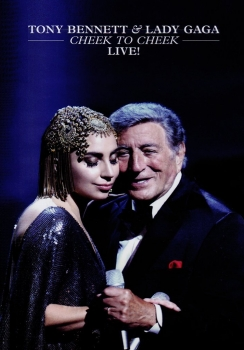 Tony Bennett & Lady Gaga - Cheek to Cheek - Live