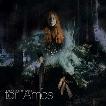 Tori Amos - Native Invader Artwork