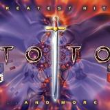 Toto - Greatest Hits ... And More Artwork