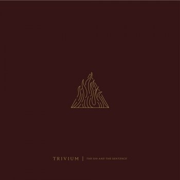 Trivium - The Sin And The Sentence Artwork