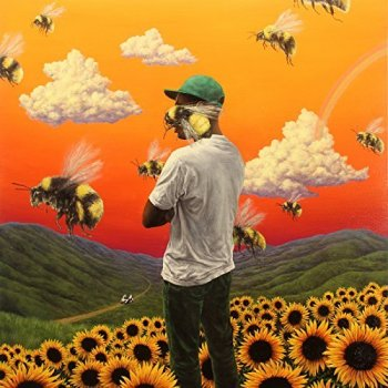 Tyler The Creator - Flower Boy Artwork